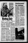 Mustang Daily, November 20, 1970