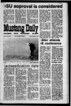 Mustang Daily, December 4, 1970