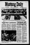Mustang Daily, January 6, 1971