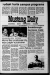 Mustang Daily, January 8, 1971