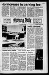 Mustang Daily, January 13, 1971