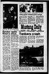 Mustang Daily, January 19, 1971