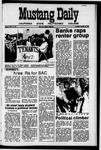 Mustang Daily, January 21, 1971