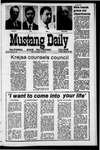 Mustang Daily, January 22, 1971