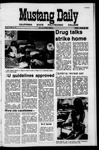 Mustang Daily, January 25, 1971
