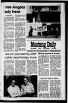 Mustang Daily, January 27, 1971