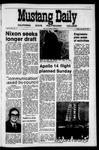 Mustang Daily, January 29, 1971