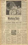 Mustang Daily, February 1, 1971