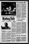 Mustang Daily, February 2, 1971
