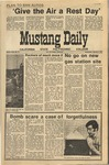 Mustang Daily, February 3, 1971