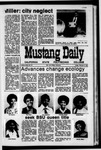 Mustang Daily, February 5, 1971
