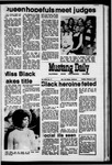 Mustang Daily, February 9, 1971