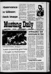 Mustang Daily, February 12, 1971