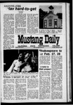 Mustang Daily, February 15, 1971