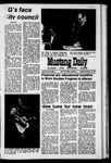 Mustang Daily, February 18, 1971