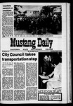 Mustang Daily, February 24, 1971