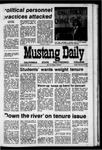 Mustang Daily, February 26, 1971