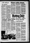 Mustang Daily, March 2, 1971
