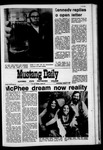 Mustang Daily, March 3, 1971