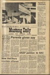 Mustang Daily, March 4, 1971