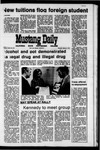 Mustang Daily, March 8, 1971
