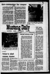 Mustang Daily, April 5, 1971