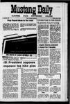 Mustang Daily, April 6, 1971