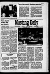 Mustang Daily, April 7, 1971