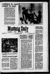 Mustang Daily, April 12, 1971