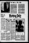 Mustang Daily, April 13, 1971