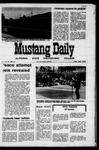 Mustang Daily, April 16, 1971