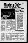 Mustang Daily, April 15, 1971