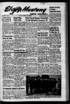 El Mustang, January 10, 1958