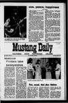 Mustang Daily, April 26, 1971