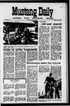 Mustang Daily, April 27, 1971