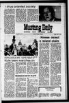 Mustang Daily, April 30, 1971