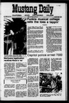 Mustang Daily, May 4, 1971