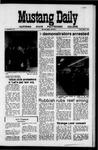 Mustang Daily, May 7, 1971