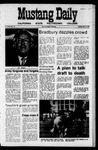 Mustang Daily, May 10, 1971