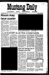 Mustang Daily, May 11, 1971