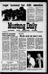 Mustang Daily, May 13, 1971