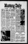 Mustang Daily, May 14, 1971