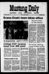 Mustang Daily, May 17, 1971