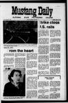 Mustang Daily, May 18, 1971