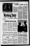 Mustang Daily, May 19, 1971