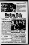 Mustang Daily, May 20, 1971