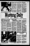 Mustang Daily, May 25, 1971