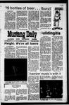 Mustang Daily, May 28, 1971