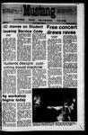 Mustang, July 22, 1971