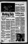 Mustang Daily, September 30, 1971